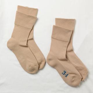 サンシー(SUNSEA)のsunsea  unused  uru socks comoli auralee(その他)
