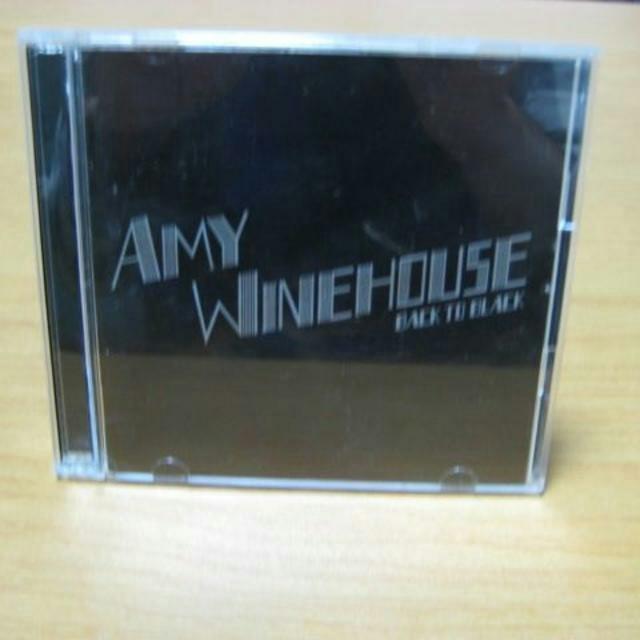 エイミー・ワインハウス バック・トゥ・ブラック  Deluxe Edition  エンタメ/ホビーのCD(R&B/ソウル)の商品写真
