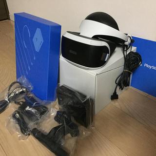 プレイステーションヴィーアール(PlayStation VR)の新型PSVR カメラ同梱版(家庭用ゲーム機本体)