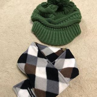 kumikyoku(組曲) - 帽子とマフラーセット