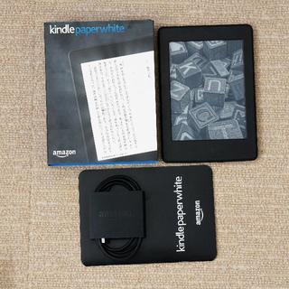 【超美品】Kindle paperwhite 第7世代 32GB(マンガモデル)(電子ブックリーダー)