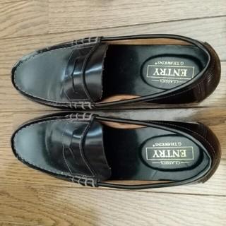 ホーキンス(HAWKINS)のHAWKINS ローファー 本革 26.5(ローファー/革靴)