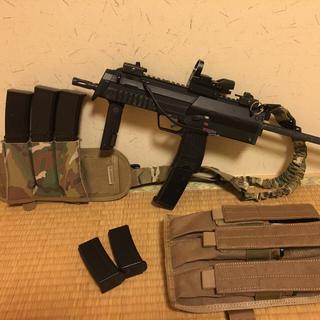 【値下げしました】東京マルイ 電動ガン MP7A1 (箱なし)(電動ガン)