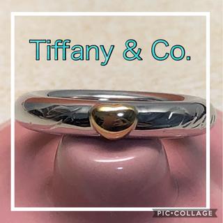 ティファニー(Tiffany & Co.)の限定セール! ☆超美品☆ティファニー k18 ハート リング(リング(指輪))