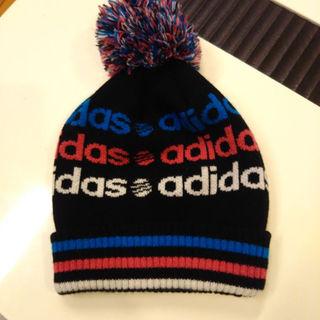 アディダス(adidas)の再値下げ‼️adidas  ニット帽(その他)