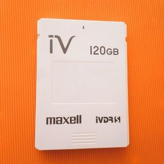 マクセル(maxell)の送料込 ☆ マクセル IVDR 120GB(テレビ)