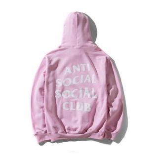 アンチ(ANTI)のANTI SOCIAL SOCIAL CLUB KNOW YOU BETTER (パーカー)
