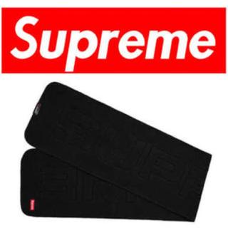 シュプリーム(Supreme)のSupreme  Polartec Logo Scarf スカーフ マフラー(マフラー)