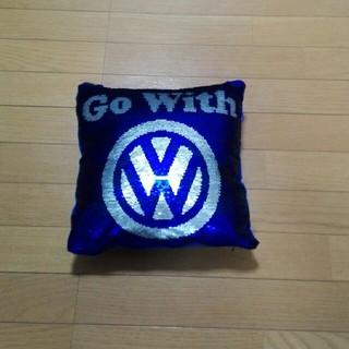 フォルクスワーゲン(Volkswagen)のワーゲンクッション 柄早変り不思議クッション(クッション)