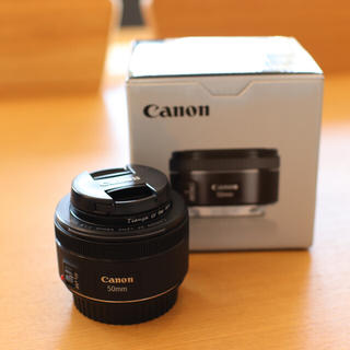 キヤノン(Canon)のCanon 単焦点レンズEF50mmF1.8 STM(レンズ(単焦点))