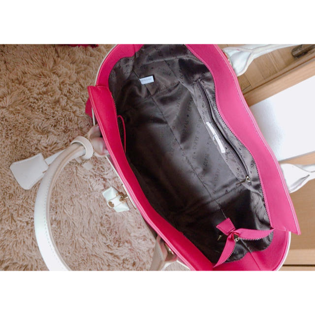 DURAS(デュラス)のDURAS トートバッグ ハンドバッグ レディースのバッグ(トートバッグ)の商品写真