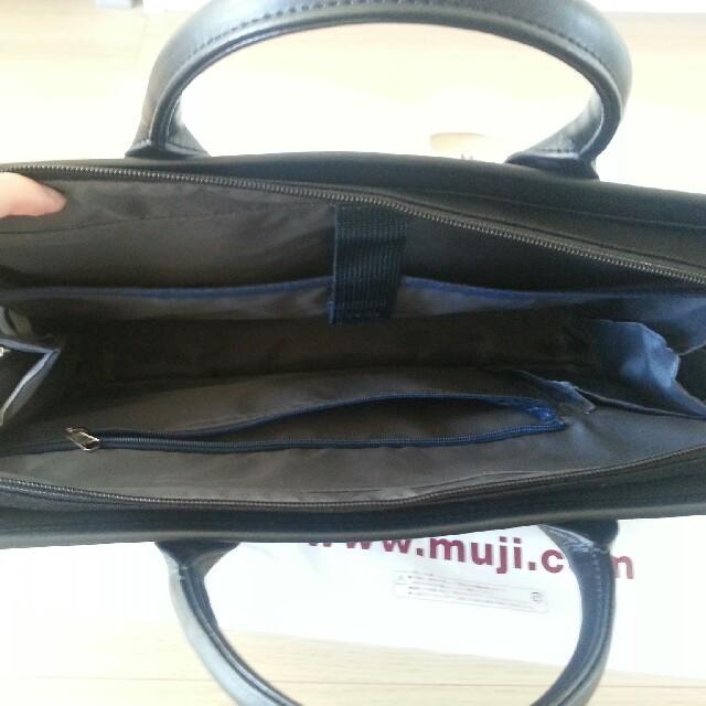 女ですが、客先訪問なども多いため男物のビジネスバッグを使っており手で持つタイプの無印ビジネスバッグも愛用しています。 無印の商品であれば、丈夫で長く使える  ...