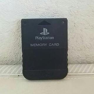 プレイステーション(PlayStation)のメモリーカード (PS)(その他)