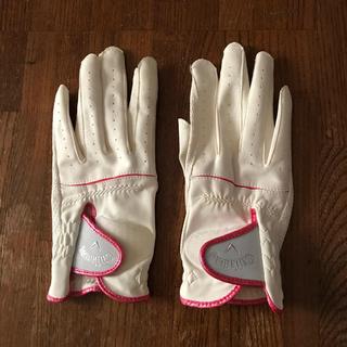 キャロウェイゴルフ(Callaway Golf)のゴルフグローブ(手袋)