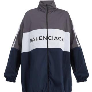 バレンシアガ(Balenciaga)の37 Balenciaga トラックジャケット(ナイロンジャケット)