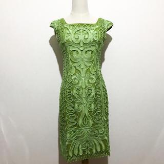 ビーシービージーマックスアズリア(BCBGMAXAZRIA)のBCBG MAXAZRIA ビーシービージーマックスアズリア ドレス ワンピース(ひざ丈ワンピース)