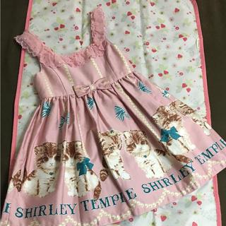 シャーリーテンプル(Shirley Temple)のShirley Temple  ジャンパースカート  100(ワンピース)