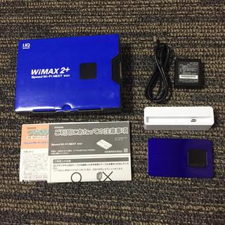 エヌイーシー(NEC)のWiMAX 2+ データ通信端末 本体(PC周辺機器)