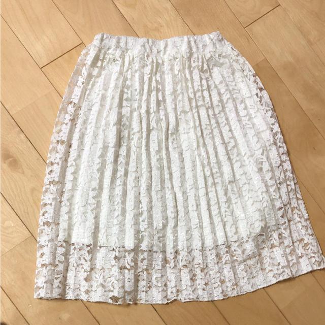 GU(ジーユー)のスカート キッズ/ベビー/マタニティのキッズ服 女の子用(90cm~)(スカート)の商品写真