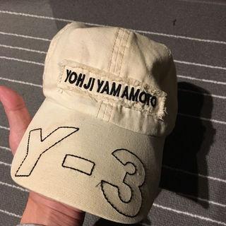 ヨウジヤマモト(Yohji Yamamoto)のレア ヨウジヤマモト Y-3  キャップ ワイスリー(その他)