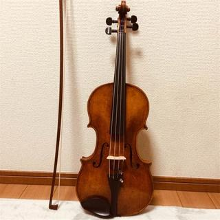 高級機【単板虎杢】Karl Hofner No800 カールヘフナー バイオリン(ヴァイオリン)