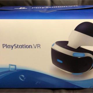 プレイステーションヴィーアール(PlayStation VR)の[まゆりゃ様専用]PSVR CUH-ZVR1 カメラ付き(家庭用ゲーム機本体)