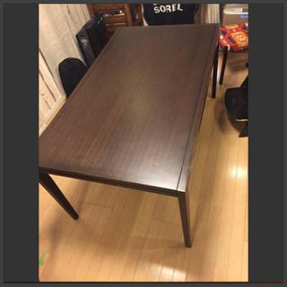 アクタス(ACTUS)のアクタス   伸長式ダイニングテーブル(ダイニングテーブル)