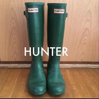 ハンター(HUNTER)の売り切れました  ハンター レインブーツ UK3(レインブーツ/長靴)