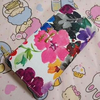 シマムラ(しまむら)の新品未使用 しまむら 花柄 長財布(財布)