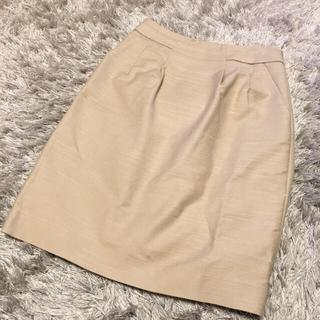 アンタイトル(UNTITLED)のUNTITLED 膝丈スカート(ひざ丈スカート)