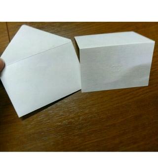 シャネル(CHANEL)の★CHANEL シャネル プレゼント用のメッセージカードと封筒セット(カード/レター/ラッピング)