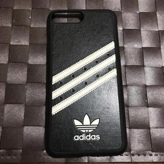 アディダス(adidas)のお得品‼️ アイフォン7plusケース adidas(iPhoneケース)