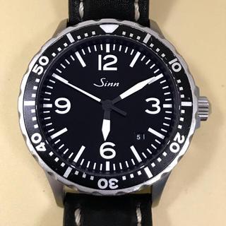 シン(SINN)のSinn ジン 857B 自動巻き(腕時計(アナログ))