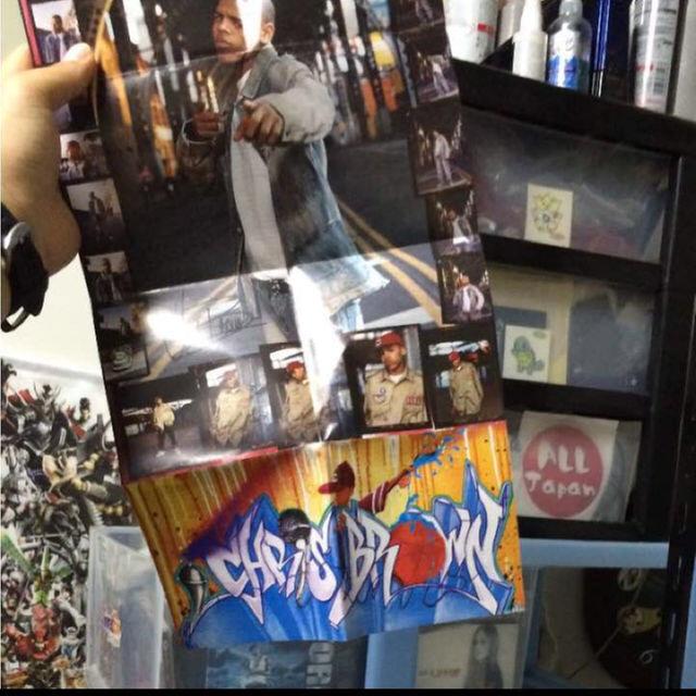 クリスブラウン CHRIS BROWN エンタメ/ホビーのCD(R&B/ソウル)の商品写真