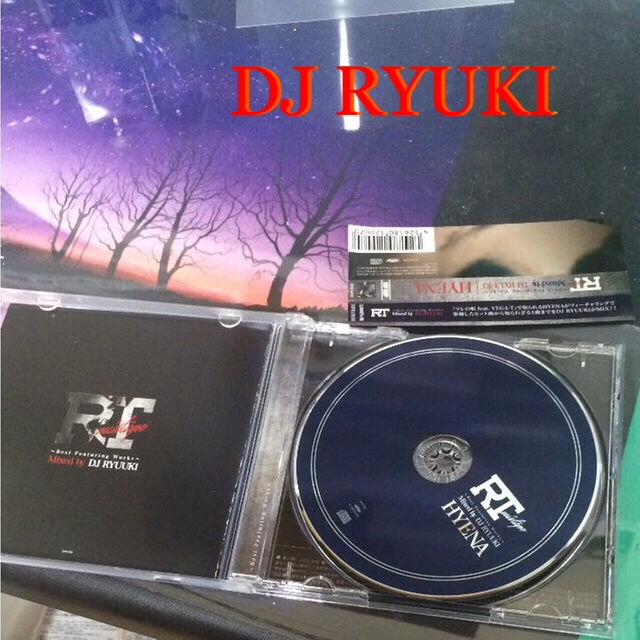 ReVerseBESTFEATURINGWORKSMIXby DJRYUUKI エンタメ/ホビーのCD(ヒップホップ/ラップ)の商品写真