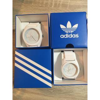 アディダス(adidas)のadidasペアウォッチ(腕時計)