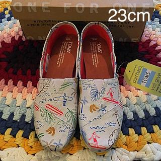 トムズ(TOMS)の【新品】TOMS Women's shoes/US6-JP23cm(スニーカー)