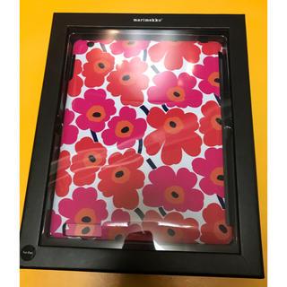 マリメッコ(marimekko)の【新品同様・試着のみ】マリメッコ iPadケース(iPadケース)