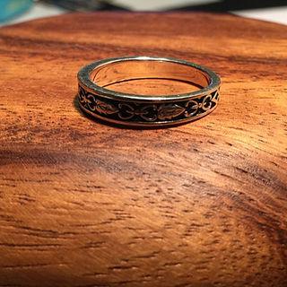 アガット(agete)のagete メンズリング(リング(指輪))
