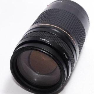 キヤノン(Canon)の❤もっと遠くへ❤Canon 75-300mm 超望遠レンズ(レンズ(ズーム))