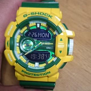 ジーショック(G-SHOCK)のG-SHOCK ga-400cs(腕時計(デジタル))