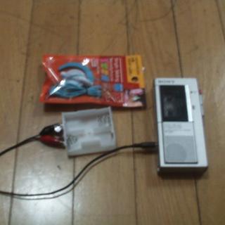SONY M-305  AM/FM 1.2cm・2.4cmの調整済み(ポータブルプレーヤー)