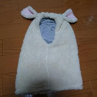 羊 帽子 キャップ 防寒 マラソン大会 応援 スキー スノボ 仮装(ニット帽/ビーニー)