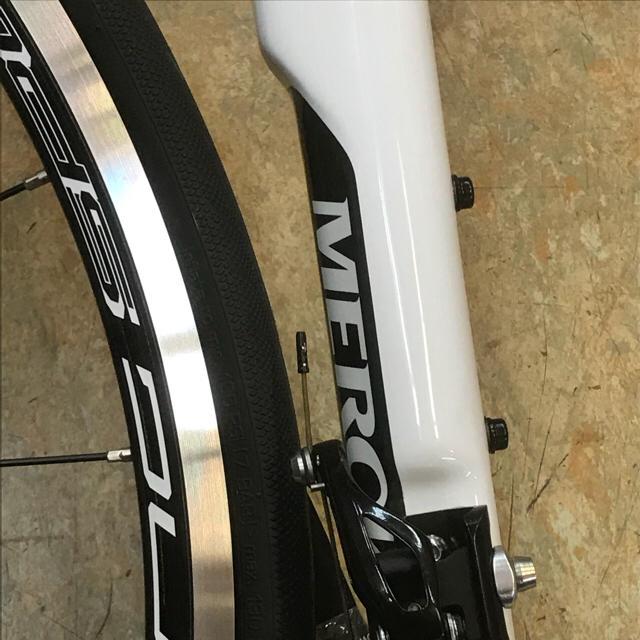 エディメルクス サンレモ76 シマノ105仕様 ロード サドル×BB芯 69cm スポーツ/アウトドアの自転車(自転車本体)の商品写真