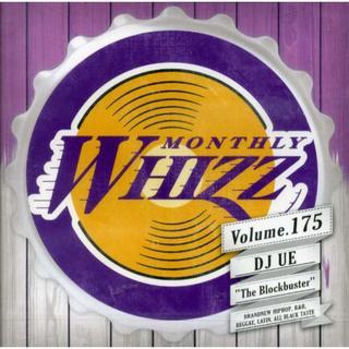 DJ UE/WHIZZ Vol.175★2018年2月号(R&B/ソウル)