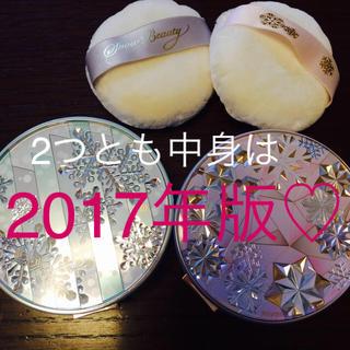 マキアージュ(MAQuillAGE)の資生堂 マキアージュ スノービューティー 2017 2つセット(フェイスパウダー)