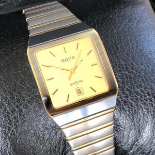 ラドー(RADO)のラドー ダイアスター DIASTAR メンズ 時計 129.0266.3(腕時計(アナログ))
