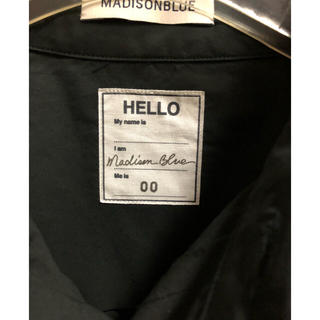マディソンブルー(MADISONBLUE)のルッコラ様  専用  madison シャツ(シャツ/ブラウス(長袖/七分))