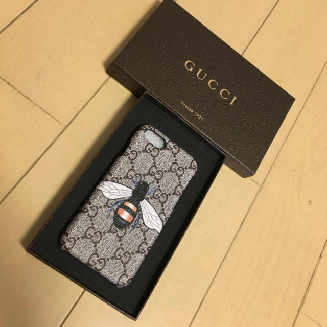 iphone7 ケース gucci | Gucci - iPhone 7、8 GUCCI 蜂の通販 by onelove shop|グッチならラクマ
