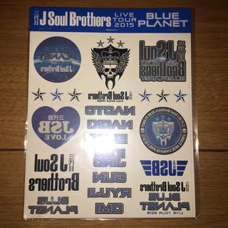 サンダイメジェイソウルブラザーズ(三代目 J Soul Brothers)のタトゥーシール(その他)